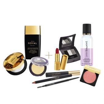 Make-up  Deluxe Set - 10 Wahl-Produkte