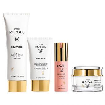 Royal Jelly Revitalize Basic Set - 4 Wahl-Produkte!