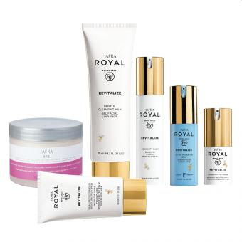 Royal Jelly Revitalize Deluxe Set - 6 Wahl-Produkte