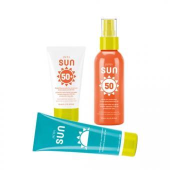 SUN Sonnenpflege Set - wählen Sie 3 Produkte!