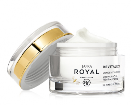 Royal Jelly Revitalize - Vitalisierende Hautpflegecreme für Tag/Nacht