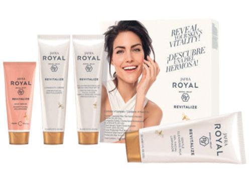 Royal Jelly Revitalize Reisegrößen Set