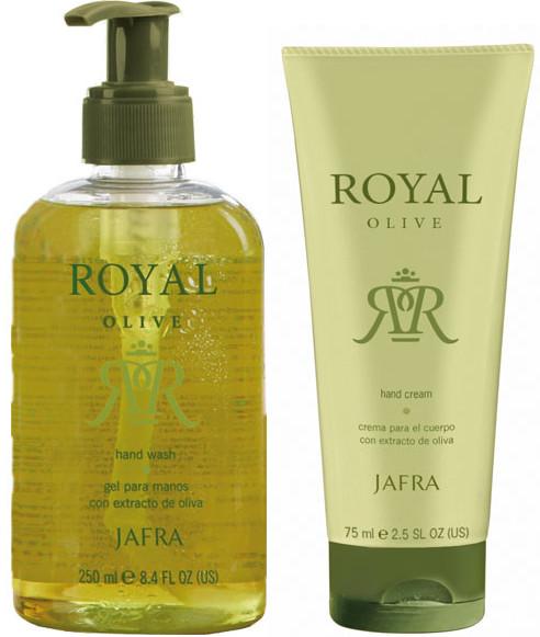 Royal Olive Hand Set - 2  Produkte