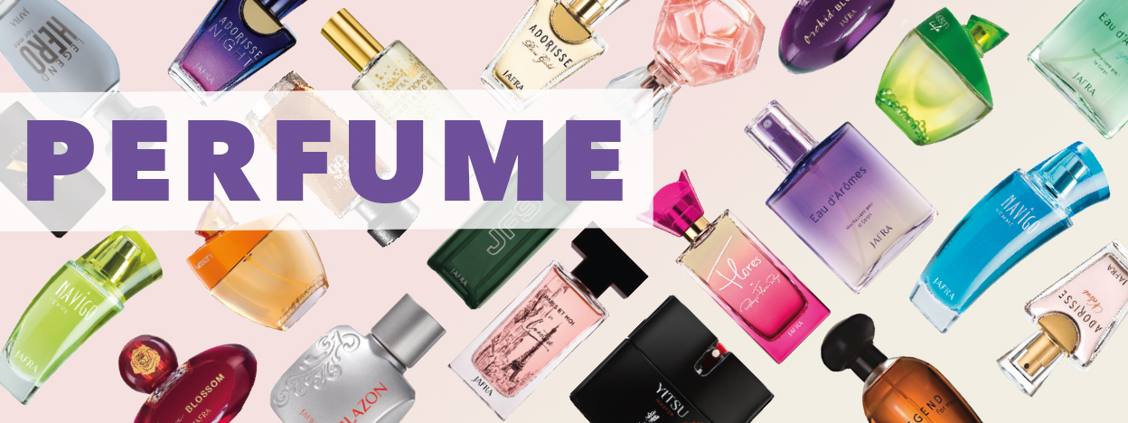 Banner Parfum